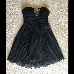 Party dress size 5 junior girls